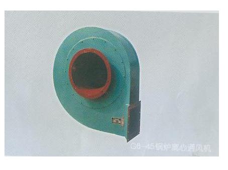 GY6-45锅炉离心通风机